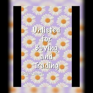 Unlisted for Buying and Trading